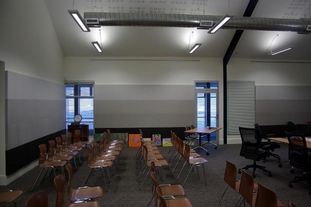 Acoustic Panel in Meeting room