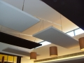 Serenity Suspended Ceiling Panels in Hotel
