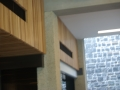 Murano Timber Slat wall