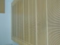 Murano Wood Veneer Slotted Wall Panel - Sontext