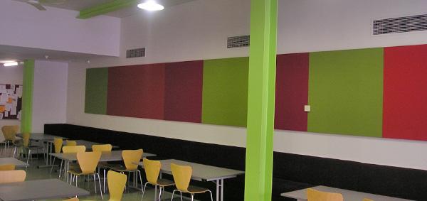 Serenity Acoustic Panels - Deakin University, Victoria, Australia