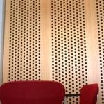 Veneer Murano ACoustic Timber Panels