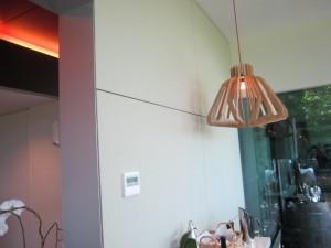 Serenity Acoustic Panel in Restaurant