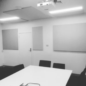 Wall Panels Australia in Boardroom