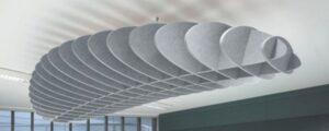 Acoustic Baffles Ceiling